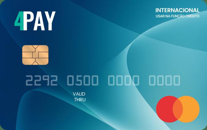 Cartão 4Pay- Chip MasterCard-2020-frente-com numeros